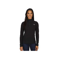 The North Face Women's Glacier 1/4 Zip in Black Sz S NEW