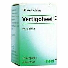 6 PACK Vertigoheel 300 Tablets - against Dizziness Nausea Vertigo Treatment