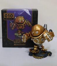 League of Legends LOL Blitzcrank The Great Steam Golem PVC Figure New In Box