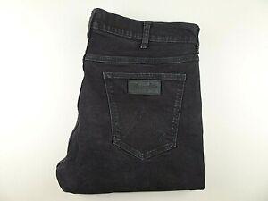 "WRANGLER Greensboro Stretch Mens Jeans Straight SIZE W38 L34 Waist 38"" Leg 34"""