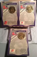 Colorado Rockies 1996 Set Of 3 Commemorative Coins. Don Baylor, Coors Field