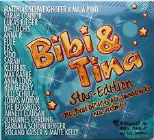 CD - Bibi & Tina - Star Edition - Die Best Of-Hits neu vertont (2018) Neu