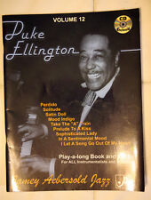 Volume 12 - Duke Ellington: Voice Sheet Music / Songbook