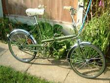 VINTAGE 1975 RALEIGH FOLDING SHOPPER BIKE
