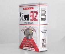 180 x SUZEN92 Disposable Reduce Tar Smoke Tobacco Filter Cigarette Tar Blocking