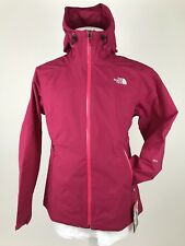 THE NORTH FACE STRATOS JACKET HYVENT CHAQUETA JACKE VESTE WOMEN NEW SIZE L