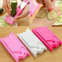 Food Cosmetology Tools Facial Thin Slice Peeler Slicer Cucumber With Mirror