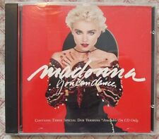 CD Madonna - You can dance (Sire 1987) #2