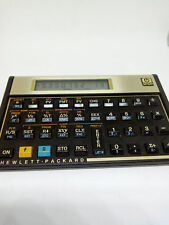 Hewlett Packard HP-12C Financial Business Accountancy Scientific RPN Calculator
