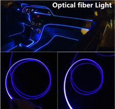 Car LED Interior Ambient Light Decorative lamp Optical fiber Light Door Lights