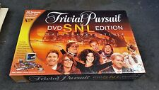 SNL Trivial Pursuit~ 2004 DVD Edition~ Sealed games ~8 Tokens (Cone heads)