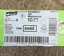 VALEO Front Passenger Side Window Regulator - Fits HYUNDAI i30 (07-12) 850888