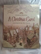 A Christmas Carol [Holiday Classics Illustrated by P.j. Lynch] , Dickens, Charle