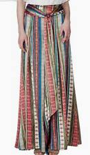 Gracia Gypsy shiny various stripe pants