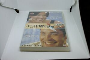 Just Write DVD, Supplied by Gaming Squad  -K19