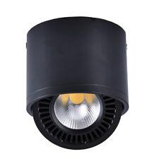 12W LED COB Downlight Ceiling Light Picture Spotlight Adjustable Living Room Bar