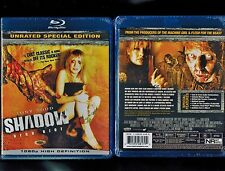 Shadow: Dead Riot (Brand New Blu-ray Disc, 2008, Uncut)