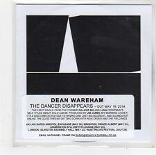 (FO89) Dean Wareham, The Dancer Disappears - 2014 DJ CD