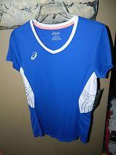 Asics Team Performance Volleyball Short Sleeve Shirt Womens -Size XSmall