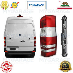 Rear Tail Light With Board for 2007 2018 Mercedes Dodge Sprinter Right Side