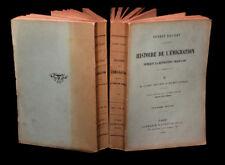 DAUDET (Ernest) - Histoire de l'émigration pendant la Révolution française.