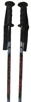 "ULTRA PLUS ALUMINUM SKI POLES *50""/125cm BRAND NEW! FREE PRIORITY SHIPPING!"