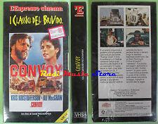 film VHS CONVOY cartonata SIGILLATA Sam Peckinpah L' ESPRESSO (F71) no dvd