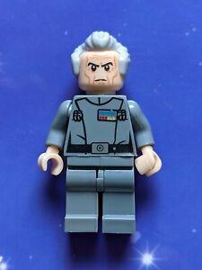 Lego Star Wars Grand Moff Tarkin Mini Figure Minifig Death Star Leader Boss