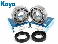 Yamaha YZ 400 1977 - 1979 Koyo Mains Crank Bearings & Oil Seal Kit