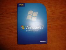 Microsoft Windows 7 Professional Upgrade FQC-00130 32 / 64 Bit DVD