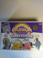 Cranium Turbo Edition - ( NEW Still Sealed ) - 2004 Board Game For Adult & Teens