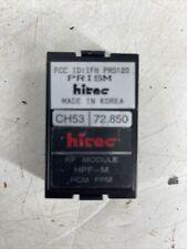 Hitec Rf Module Hpf M