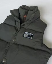 Women's Superdry Zipped gilet Grey Color Size XS New