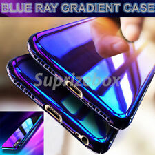 IRIDESCENT Luxury Ultra Slim Shockproof Bumper Case Cover for iPhone XS X XR 8
