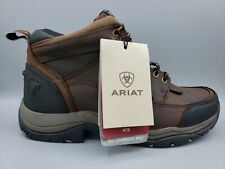 Ariat Men's Terrain H2O ATS WP Pro Distressed Brown Hiking Boots Size 8.5 2E