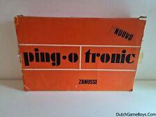 Zanussi - Ping O Tronic PP7 - Boxed