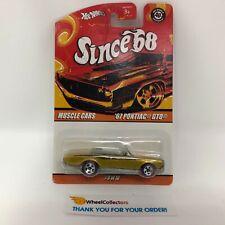 '67 Pontiac GTO * Hot Wheels Since 68 * WF10