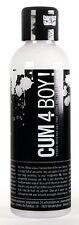 Cum 4 Boy! Hybrid Cum Like Waterbased & Silicone SPUNK Lubricant 100 ml