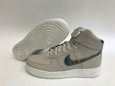 NIB MENS SIZE 11.5 NIKE AIR FORCE 1 HIGH '07 BASKETBALL SNEAKERS 806403-005