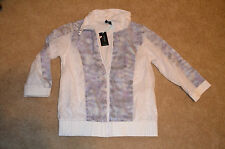 Cynthia Rowley New  York Activewear Women's Extra Small XS Jacket