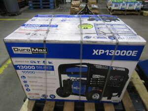 DuroMAX 13,000 Watt Gas Portable Generator XP13000E