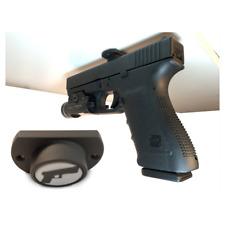 2-Pack | Gun Magnet w/ Adhesive Backing | Anywhere Magnet