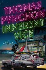 Inherent Vice by Thomas Pynchon (2009, Hardcover)