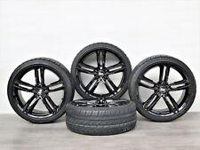 Für Audi A4 B8 8K 8K2 8K5 19 Zoll Sommerräder MAM A1 BP 8x19 ET42 Tristar VW21