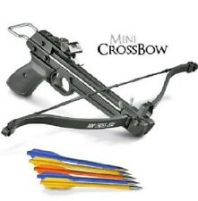 50 lb. Mini Crossbow Pistol Hand Held Gun Archery Hunting Cross Bow +36 Arrows