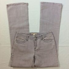 Cabi 837L Light Gray Women's Contemporary Fit Jeans Size 6
