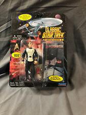 "Playmates Classic Star Trek 4 1/2""  Admiral Kirk Action Figure MOC Movie Series"