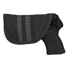 NEW Inside The Pocket Concealed Carry Gun Holster BLACK Small to Med Handguns