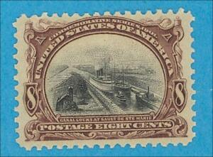 UNITED STATES 298 - MINT NEVER HINGED ** OG VERY FINE NO FAULTS !