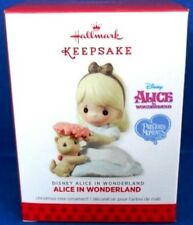 2013 Alice in Wonderland Disney Hallmark Retired Ornament